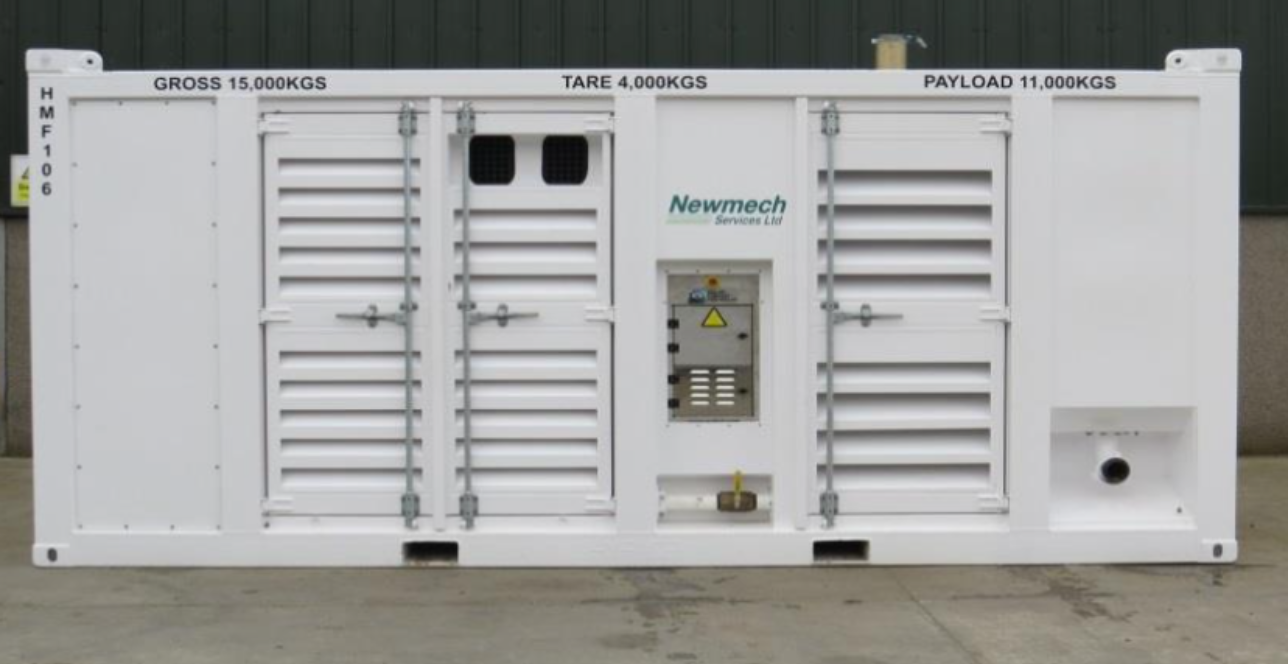 Safe Area 1500 cfm Compressor