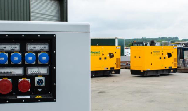 Standard Generator Sets