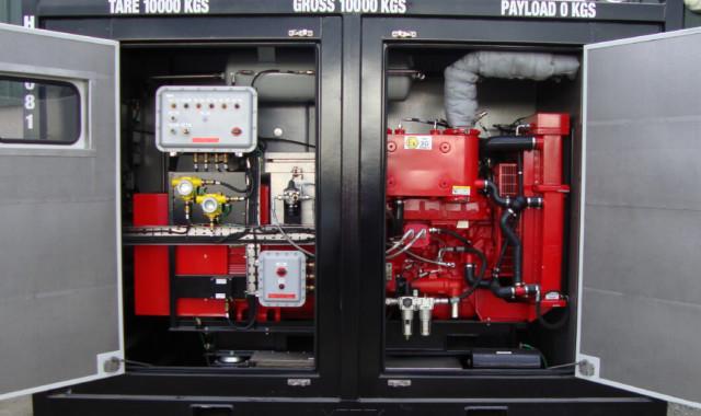 Zone II ATEX 100Kva Generator