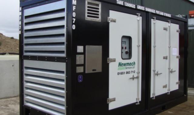 Zone II ATEX 150Kva Generator